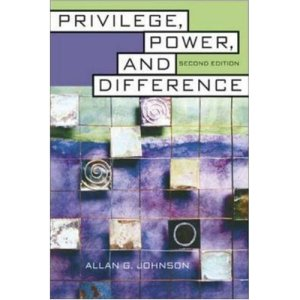 Johnson, A. G. (2006). Privilege, power, and difference (2nd ed.). Mountain View, CA: MayfieldPublishing Company.